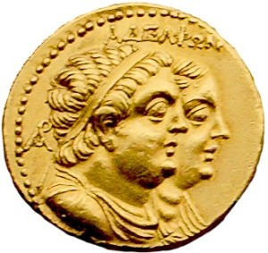 Oktadrachmon_Ptolemaios_II_Arsinoe_II