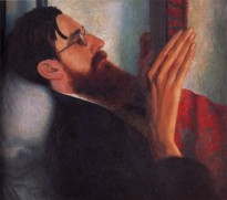 "Dora de Houghton Carrington 1916 ""Lytton Strachey"""
